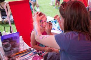 Party ideas - kids face painting